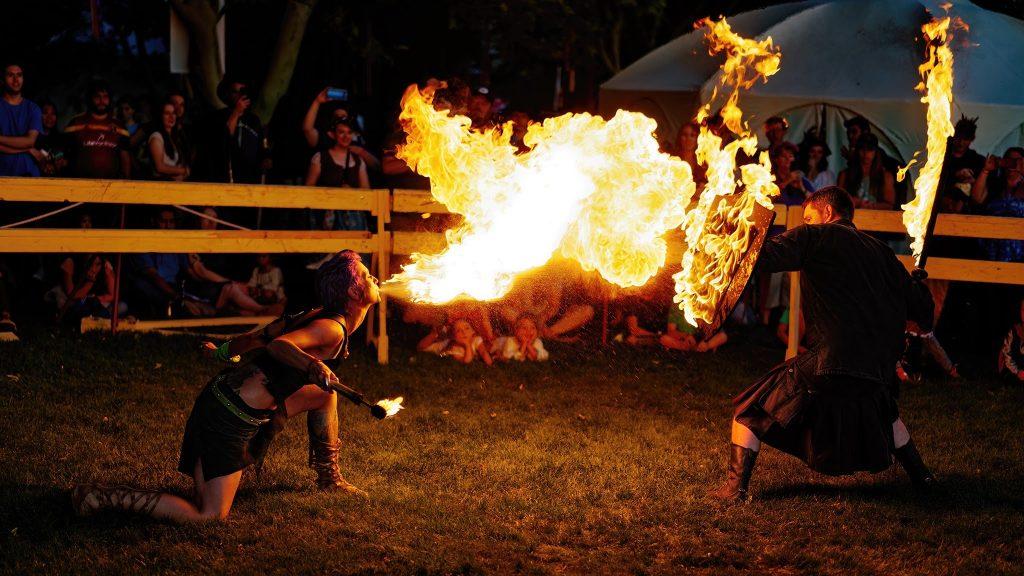 Phenomenal Fire - Chaska Lance and Bryan Blaze